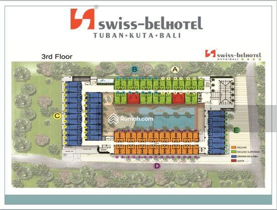Kondominium Hotel Swiss Bel - Hotel Kuta Bali 3 rd Floor Swiss Bel Hotel Kuta Bali 54503330
