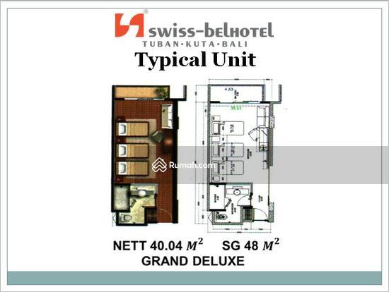 Kondominium Hotel Swiss Bel - Hotel Kuta Bali Unit Grand Deluxe Swiss Bel Hotel Kuta Bali 54503468