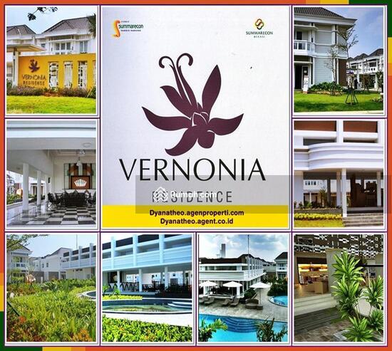 Cluster Vernonia Summarecon Bekasi  72846068