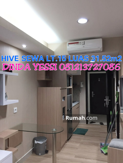 Apartemen & Condotel Tamansaei HIVE Cawang  61332302