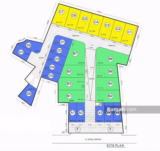 Rumah Ciracas  72803195