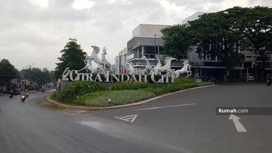 Rumah di Citra Indah City, Orchid 45/160  81741899
