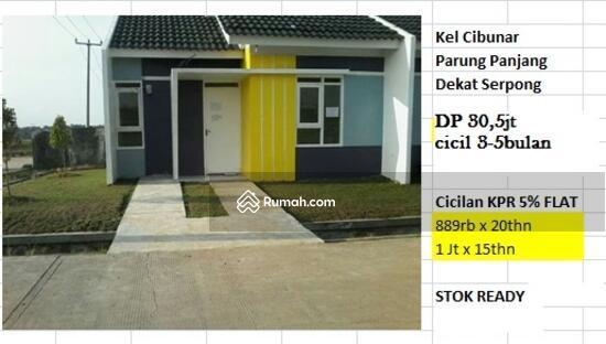 Rumah Hook Ready type 30 Luas tanah 80 m2 an cuma 8 menit stasiun KRL Parung Panjang  82720001