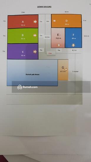 Rumah cipayung setu dekat exit tol setu Jakarta timur  83282684