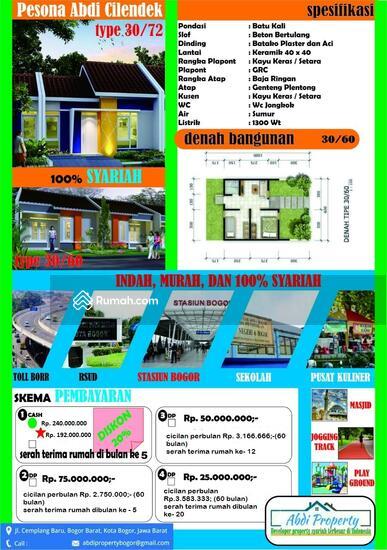 Jl Cemplang Baru, Cilendek, Bogor Barat  84042635