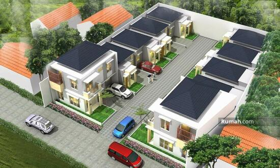 Rumah setu suralaya cipayung Jakarta timur  84560522