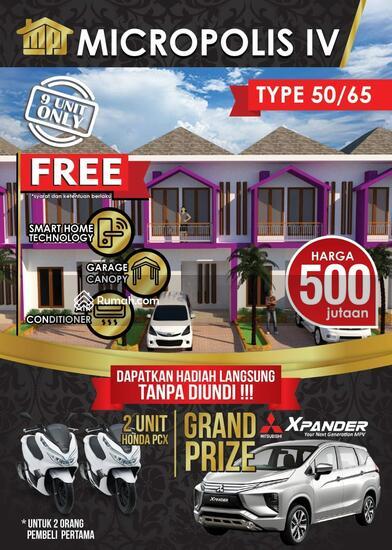 Jl. Atmaja, Bakti Jaya, Setu, Serpong - Tangerang   86647259