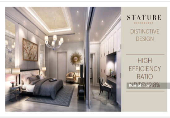 The Stature jakarta High Effesiency Ratio 86709405