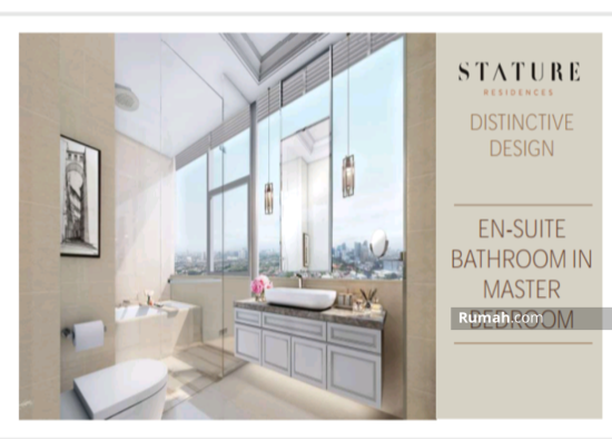 The Stature jakarta En-Suite Bathroom 86709419