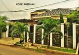 KODE :08599(Ad) Rumah Dijual Cempaka Putih, Hadap Timur, Luas 345 Meter