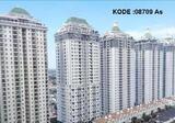 KODE :08709(As) Apartemen Dijual French Walk MOI, Luas 118 Meter
