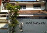 KODE: 08901 (Jf/Gd), Rumah Dijual Sunter, Hadap Timur, Luas 9x11 meter(99 meter)