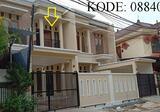 KODE: 08840 (Jn), Rumah Dijual Cempaka Putih, Hadap Selatan, Luas 183 meter