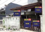 KODE: 08963 (As), Rumah Dijual Kelapa Gading, Luas 7,5x15 meter(112,5 meter)