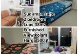 Sudirman Suites. Apartemen Dijual Pusat Kota Bandung