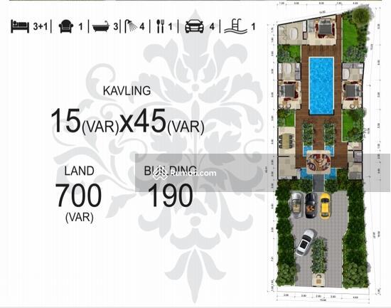 Rumah RESORT di Jogja Sisi BARAT, Sejuk Strategis dan Menguntungkan  91385524