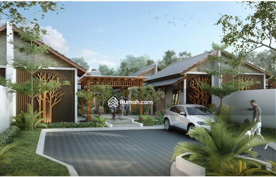 Rumah RESORT di Jogja Sisi BARAT, Sejuk Strategis dan Menguntungkan  91385527