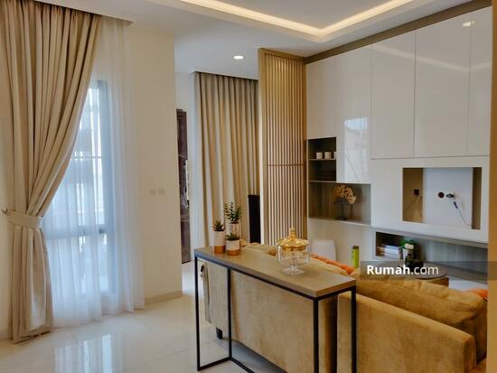 Miliki Rumah Cantik Mininalis Gaya Modern di Alam Sutera Tangerang  92725461