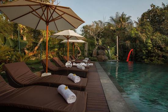Villa resort hotel melati dijual ubud bali gianyar dkt central  96903612