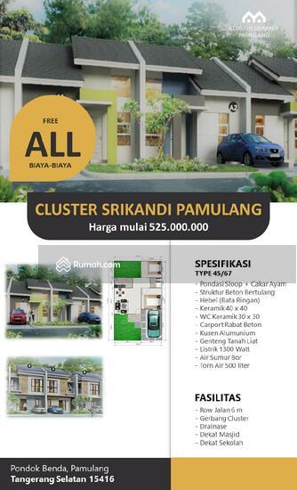 Srikandi Brindavan Village Pamulang Tangerang Selatan  101906203
