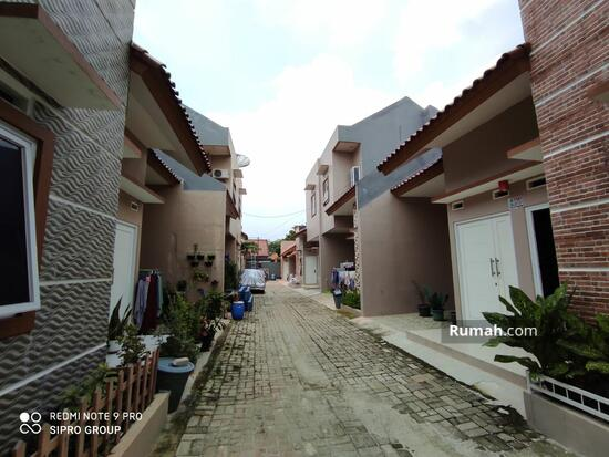 Di Jual Rumah 2 Lantai Manis Minimalis di Bambu Apus Pamulang  102716879