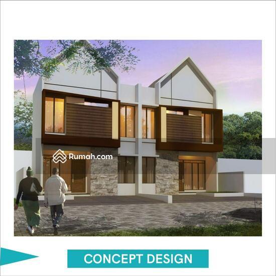 Rumah 1 dan 2 Lantai Eksklusif dengan konsep Mewah dan Minimalis  103221645
