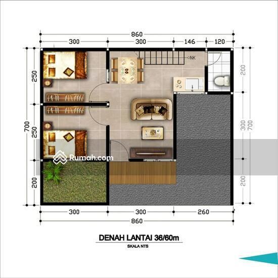 Rumah 1 dan 2 Lantai Eksklusif dengan konsep Mewah dan Minimalis  103221656