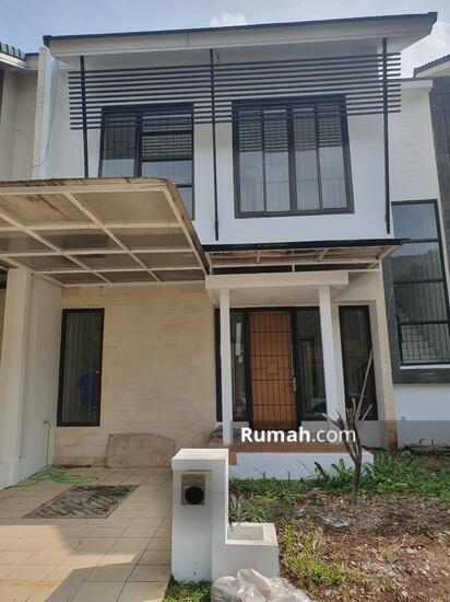 Dijual rumah Discovery terra bintaro sektor 9, baru renovasi rapih siap huni  104448015