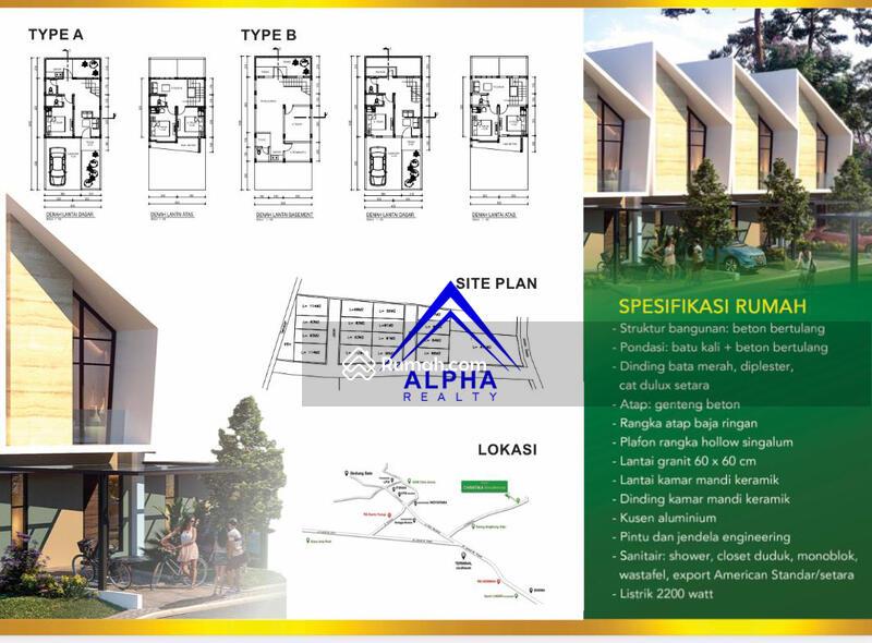 Rumah Termurah Chantika Residence Padasuka Bandung #107721954