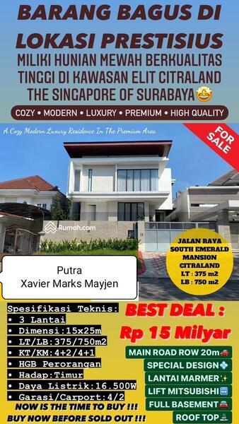 Citraland South Emerald Mansion #109330766